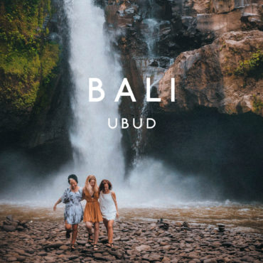 Falling in love with Bali