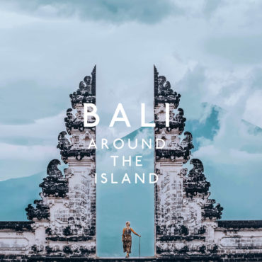 Everything you will find outside of Ubud