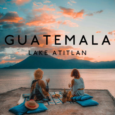 The place where the rainbow gets its colours – volunteering at Lake Atitlán