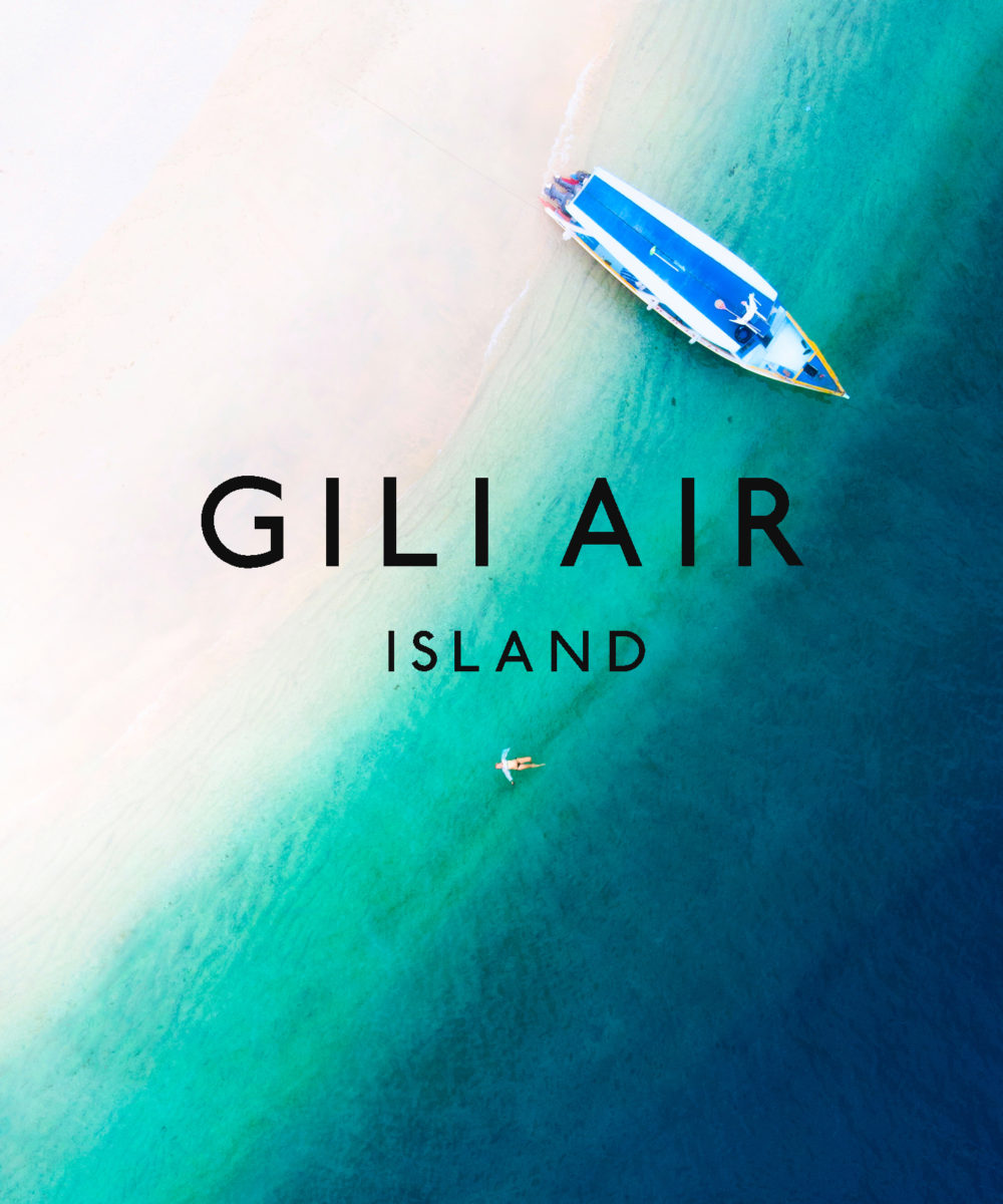 GILI air island paradise tropical indonesia